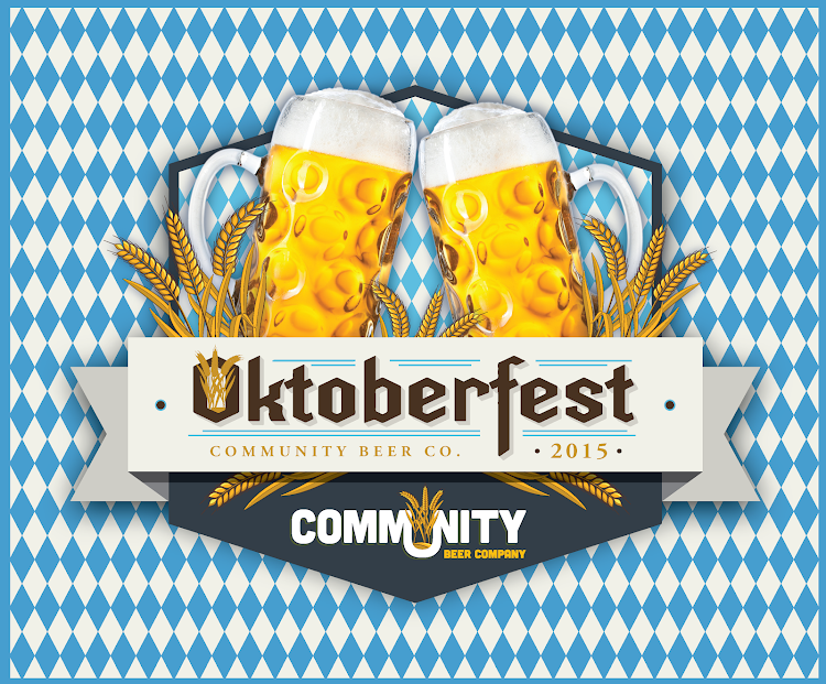 Logo of Community Oktoberfest
