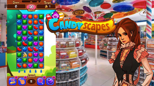 Candyscapes 1.4 screenshots 1