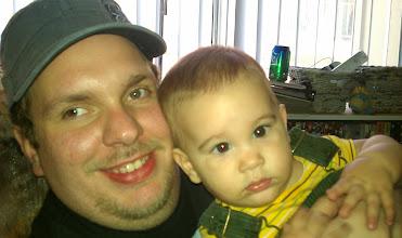 Photo: Con tío Alex