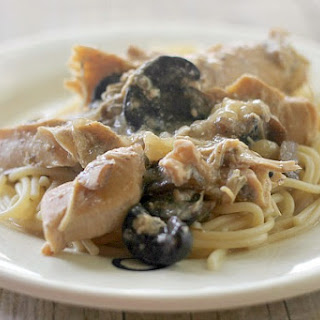 Chicken Marsala Crockpot