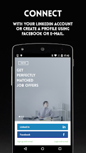 FILTTR perfectly matched jobs- screenshot thumbnail