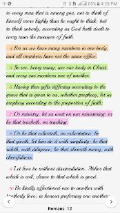 Bible in Swahili ( Biblia Takatifu ) Free - náhled