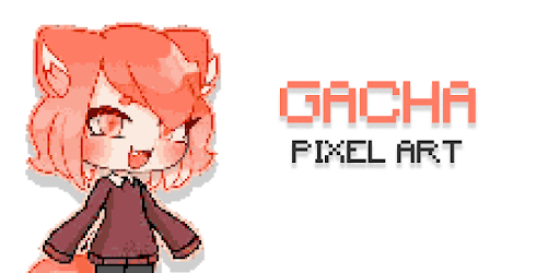Gacha Drawcoloring Books Pixel Art By Number Apk App