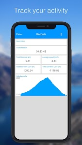 Relief Maps - 3D GPS for Hiking & Trail Running 0.8.6