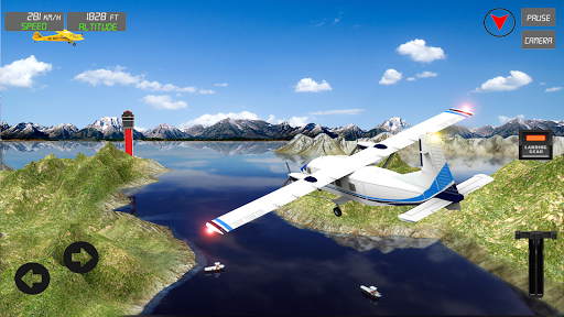 Extreme Airplane simulator 2019 Pilot Flight games 3.9 Pc-softi 21