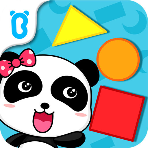 Baby Panda Learns Shapes (game)