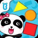 Baby Panda Learns Shapes APK