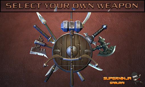 Super Ninja Kungfu Knight Samurai Shadow Battle 6