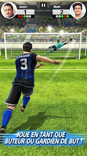 Football Strike - Multiplayer Soccer Capture d'écran