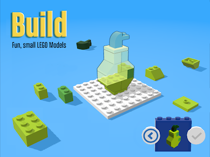 LEGO® Go Build (Unreleased)- screenshot thumbnail