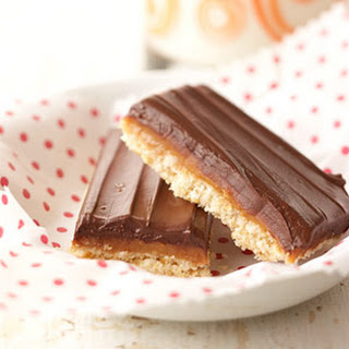 Caramel Chew Bars