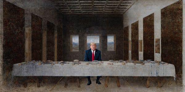 L'ultima cena di Donald