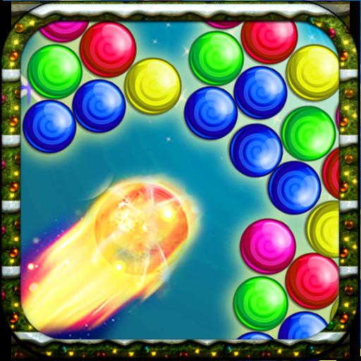解谜のIce Age: Bubble Shooter LOGO-記事Game