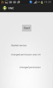 VNC Server For Android screenshot
