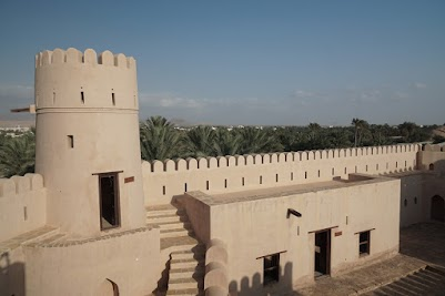 Fort in Jalan Bani Buhassan