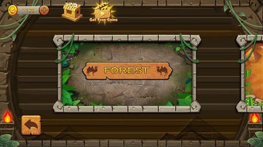 Jungle Marble Blast  screenshots 3