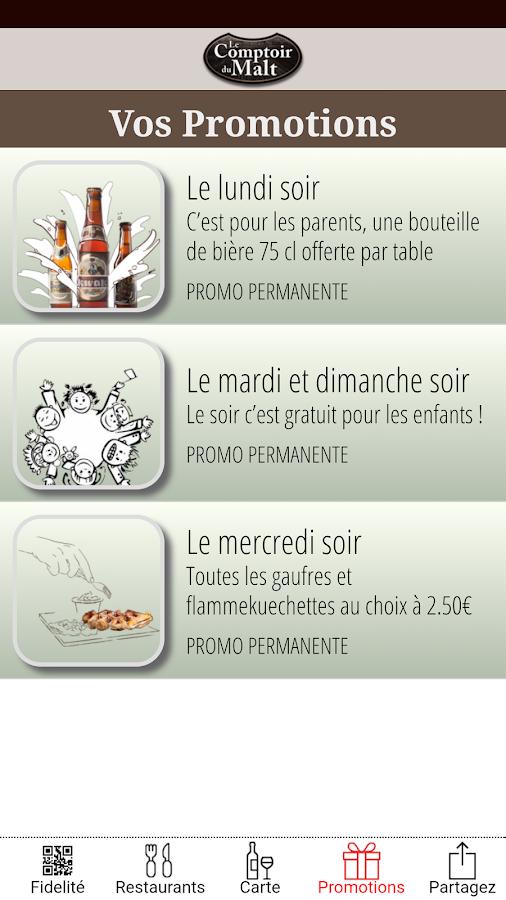 Le comptoir du malt android apps on google play for Le comptoir toulousain du carrelage
