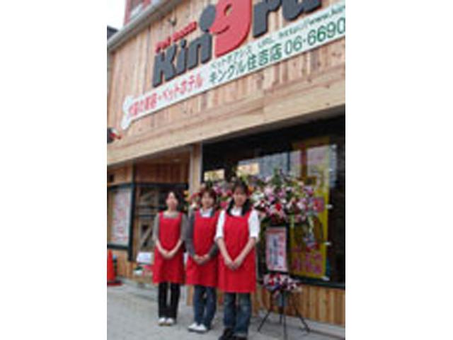 ペットオアシスキングル 住吉店のイメージ写真