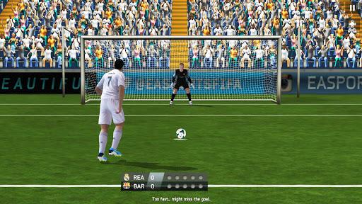 Football World League Cup penality Final Kicks  captures d'écran 1