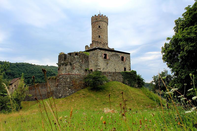 fortificazione di Campoligure di Naldina Fornasari