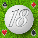 Golf Solitaire 18 icon