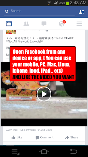 Like2Download - Facebook video