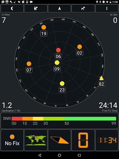 GPS Test screenshot 14