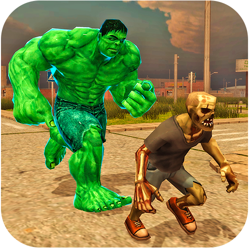 Incredible Monster vs Zombies (game)