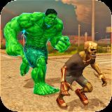 Incredible Monster vs Zombies