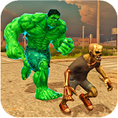 Monster Hero vs Zombies - Final City Battle
