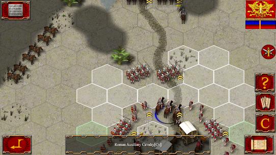 Ancient Battle Rome 3.7.9 Mod (Unlimited Money) 1