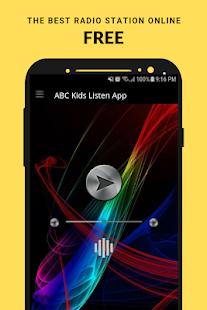 ABC Kids Listen App Radio AU Free Online – Apps on Google Play