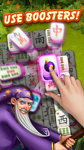 Mahjong: Magic School - Fantasy Quest 3.6 {cheat|hack|gameplay|apk mod|resources generator} 5