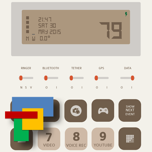 Calculator for Total Launcher