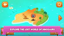 Dino Farm - Dinosaur games for kids screenshot 4