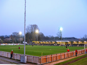 Photo: 28/03/05 v Ilkeston Town (NPL Division 1) - contributed by Leon Gladwell