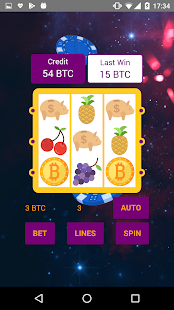 Bitcoin Slot Machine Free - náhled
