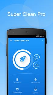 Super Clean Pro - náhled
