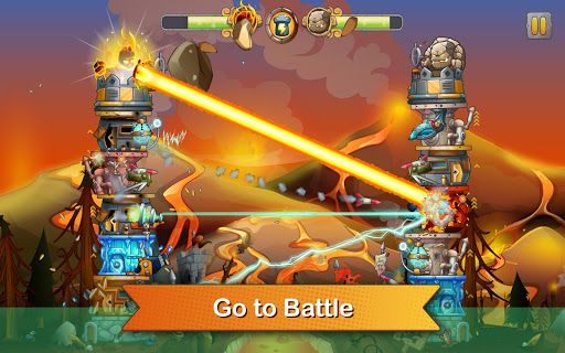 Tower Crush - Free Strategy Games apkpoly screenshots 10