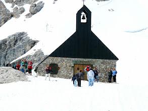 Photo: A nice chapel near the summit