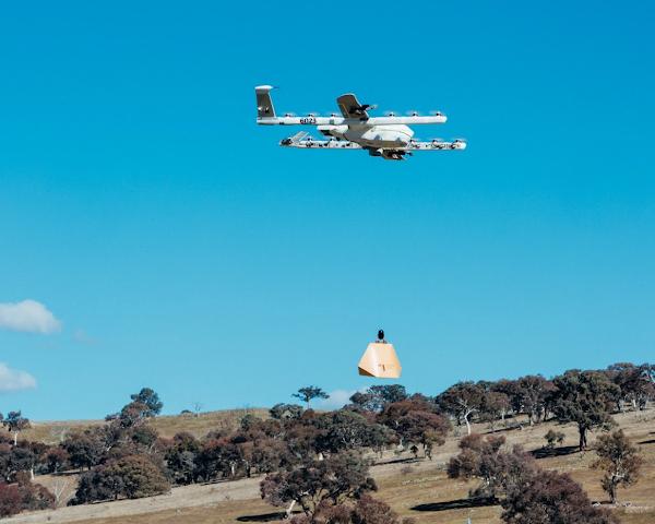 Testing in the Australian skies
