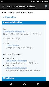 Pro.medicin.dk Antibiotika screenshot 3