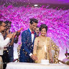Wedding photographer Sarath Santhan (evokeframes). Photo of 24.08.2018