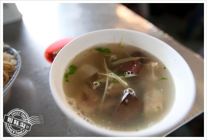 潮魯滷肉飯-綜合湯