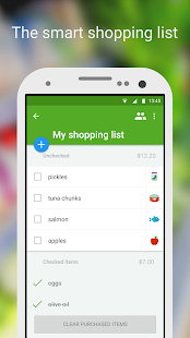 Shopping list - Listonic- screenshot thumbnail