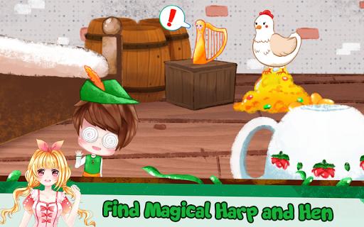 Jack & the Beanstalk, Bedtime Story Fairytale 1.01.0 screenshots 5
