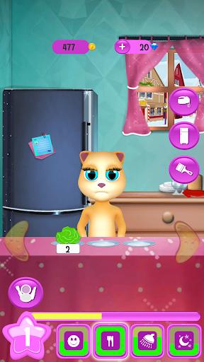 My Talking Cat Donna 1.41 screenshots 2