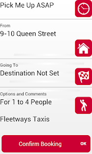 Fleetways Taxis York- screenshot thumbnail