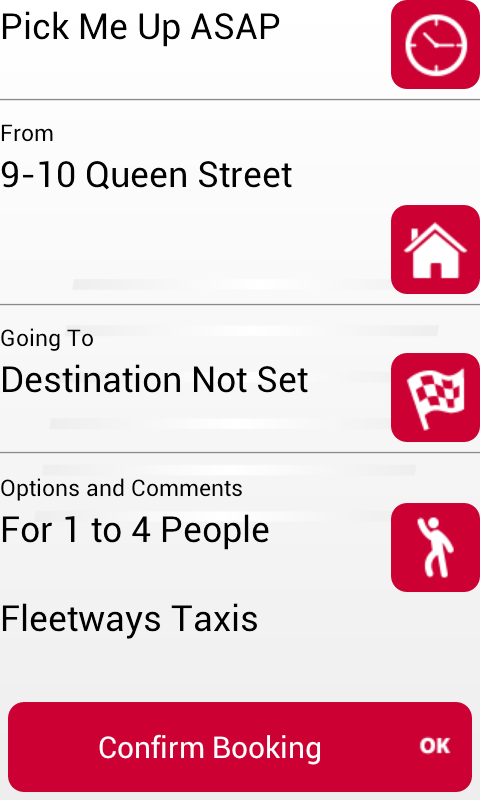 Fleetways Taxis York- screenshot