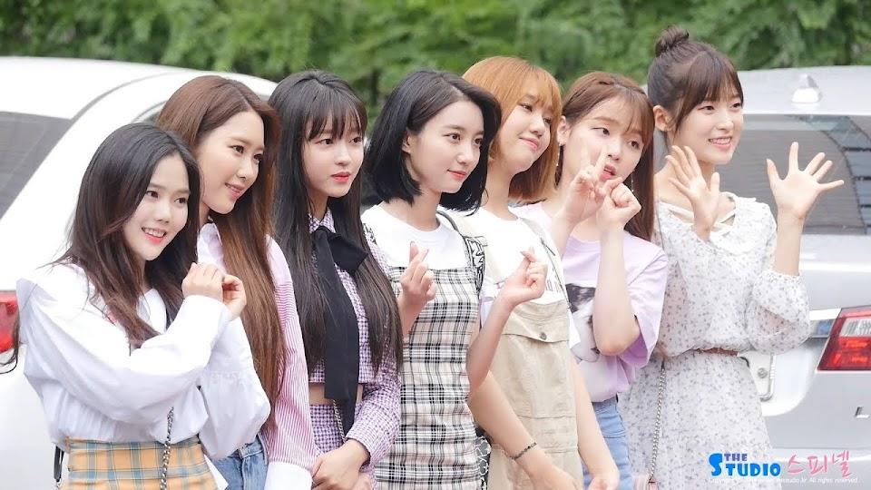 korean music festival 2018 oh my girl